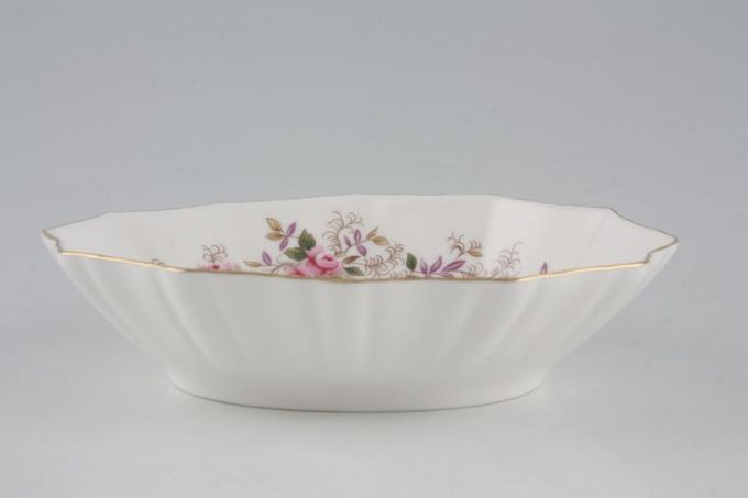 "Royal Albert Lavender Rose Dish (Giftware) 5 3/4 x 4 1/2"""