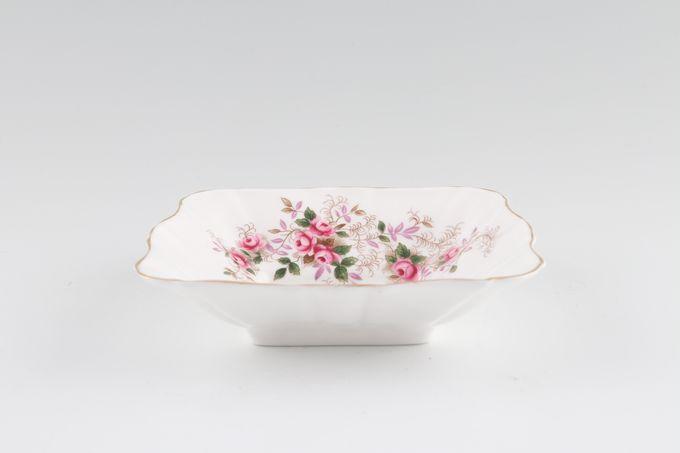 "Royal Albert Lavender Rose Dish (Giftware) 4 3/4 x 4 3/4"""