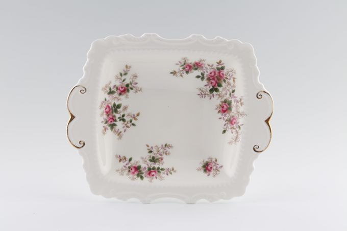 "Royal Albert Lavender Rose Dish (Giftware) 8 1/4 x 6 3/4"""