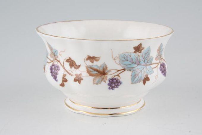 "Royal Albert Lorraine Sugar Bowl - Open (Tea) 4 1/4"""