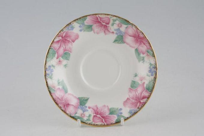 """Royal Albert Lydia Tea Saucer 5 5/8"""""""