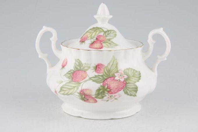 Royal Albert Lyndale Sugar Bowl - Lidded (Tea)