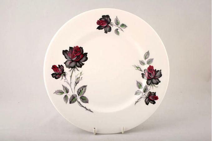 "Royal Albert Masquerade Dinner Plate floral 10 1/4"""