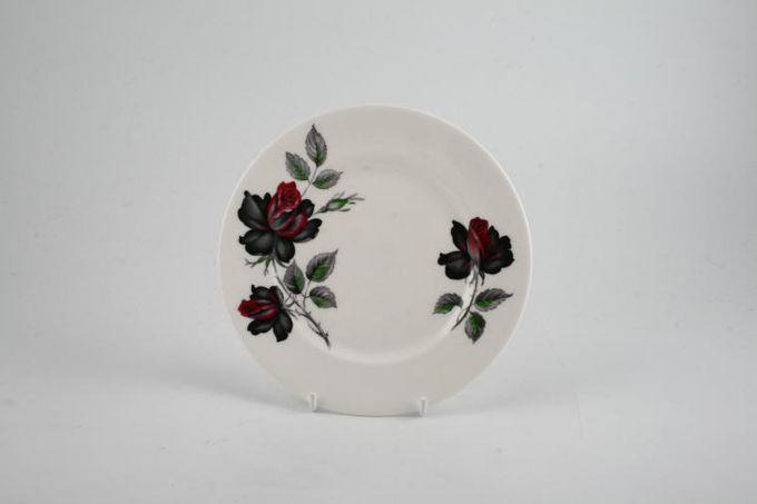 "Royal Albert Masquerade Tea / Side / Bread & Butter Plate floral 6 1/4"""
