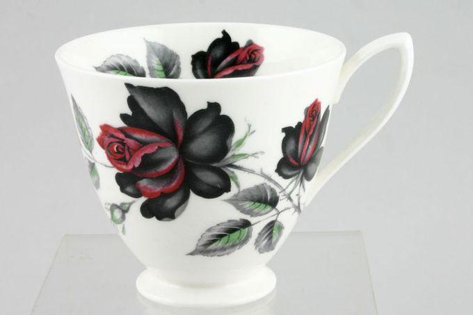 "Royal Albert Masquerade Teacup white handle 3 3/8 x 3"""