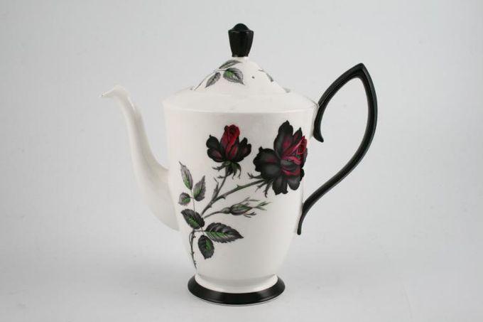 Royal Albert Masquerade Coffee Pot 1 1/2pt
