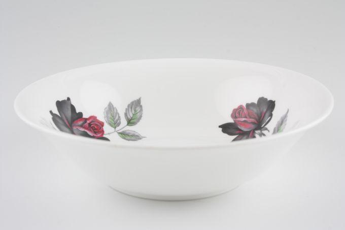 "Royal Albert Masquerade Oatmeal / Cereal / Soup 6 3/8"""