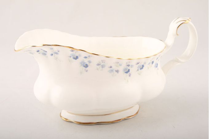 Royal Albert Memory Lane Sauce Boat