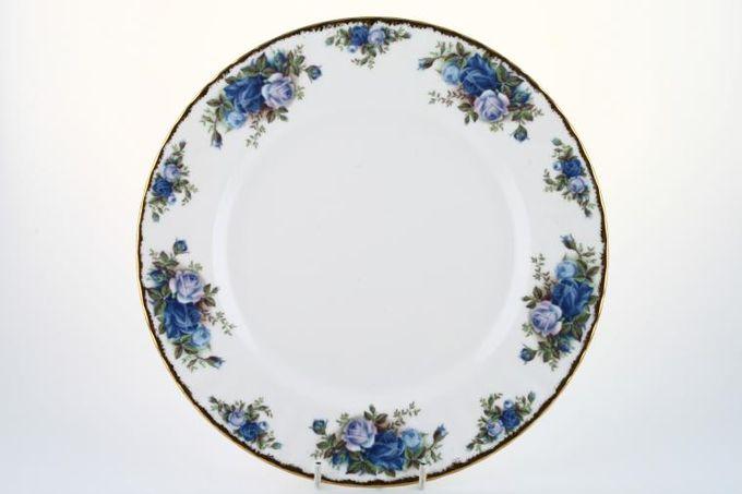 "Royal Albert Moonlight Rose Salad/Dessert Plate 8 1/8"""