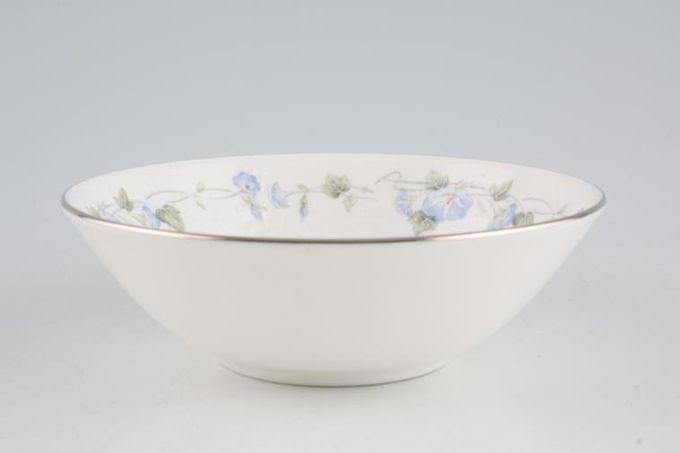 """Royal Albert Morning Flower Fruit Saucer 5 1/4"""""""