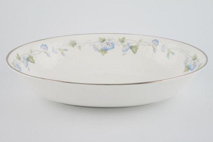 Royal Albert Morning Flower Vegetable Dish (Open) Oval
