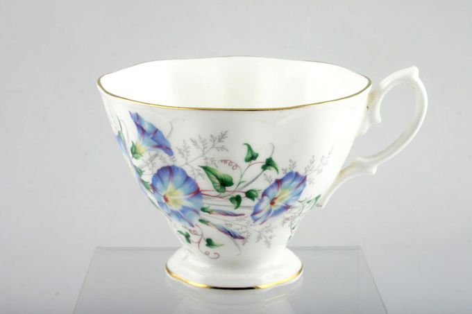 Royal Albert Morning Glory - Friendship Series Teacup Fluted 3 1/2 x 2 3/4""