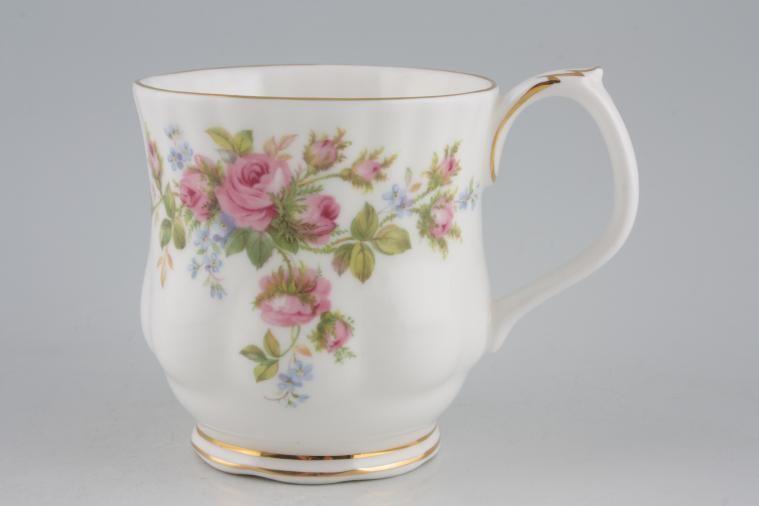 Royal Albert Tasse England Moss Rose