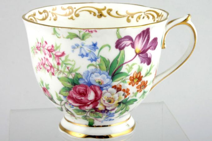 Royal Albert Nosegay Teacup 3 1/4 x 2 3/4""
