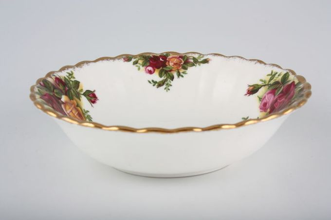 """Royal Albert Old Country Roses - Made in England Fruit Saucer 5 1/4"""""""