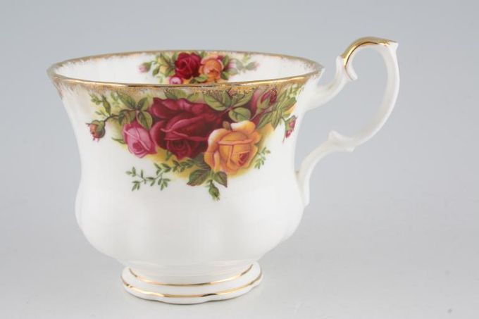 """Royal Albert Old Country Roses - Made in England Breakfast Cup 4 x 3 1/4"""""""