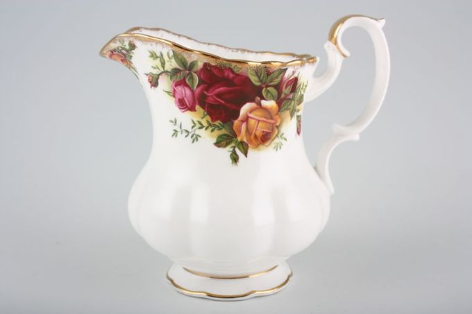 Royal Albert Old Country Roses - Made in England Milk Jug 1/2pt
