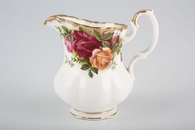 Royal Albert Old Country Roses - Made in England Cream Jug 1/4pt