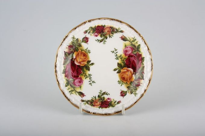 Royal Albert Old Country Roses - Made in England Dish (Giftware) Round 4 3/4""