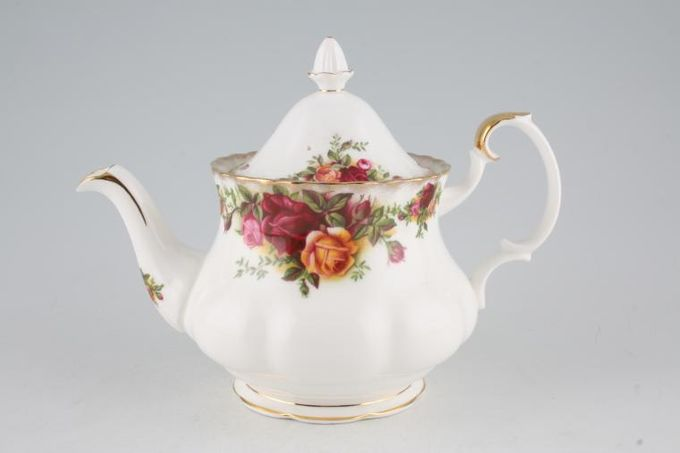 Royal Albert Old Country Roses - Made in England Teapot 1pt