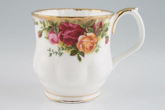 "Royal Albert Old Country Roses - Made in England Mug 3 1/4 x 3 1/4"""