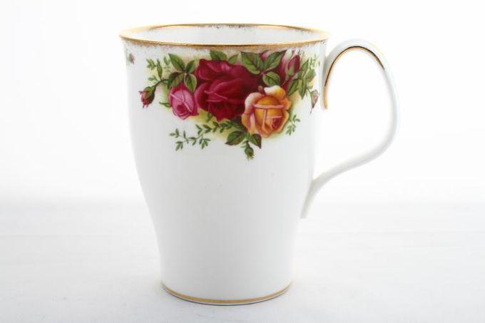 "Royal Albert Old Country Roses - Made in England Mug 3 1/4 x 4"""