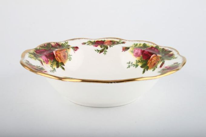 Royal Albert Old Country Roses - Made in England Rimmed Bowl Not Ribbed 6 3/8""