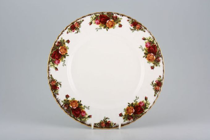 """Royal Albert Old Country Roses - Made in England Breakfast / Salad / Luncheon Plate 9 1/2"""""""