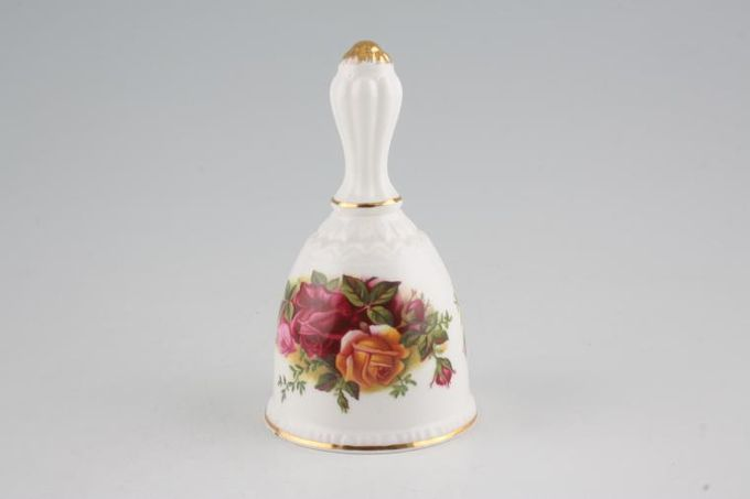 Royal Albert Old Country Roses - Made in England Bell 4 3/4""