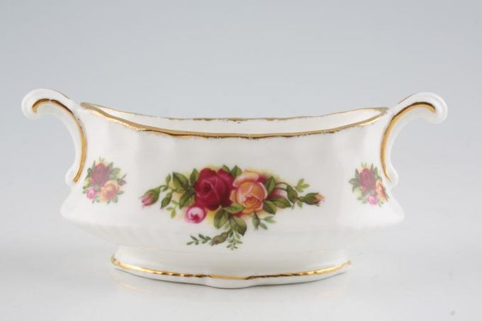 Royal Albert Old Country Roses - Made in England Ornament Miniature terrine with handles