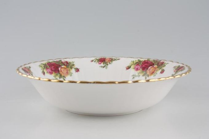 """Royal Albert Old Country Roses - Made in England Serving Bowl 9 1/2"""""""