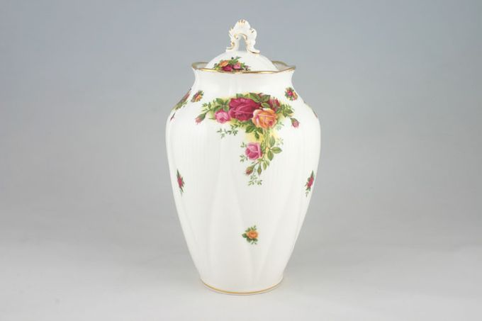 Royal Albert Old Country Roses - Made in England Vase Lidded vase 5 x 9 1/2""