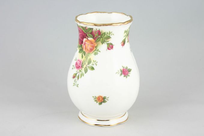 Royal Albert Old Country Roses - Made in England Vase 2 1/2 x 5""