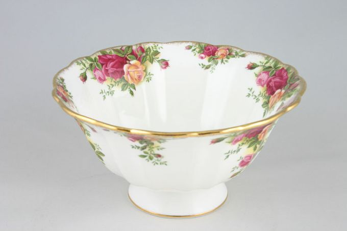 Royal Albert Old Country Roses - Made in England Bowl (Giftware) Footed 6 3/4 x 3 1/2""