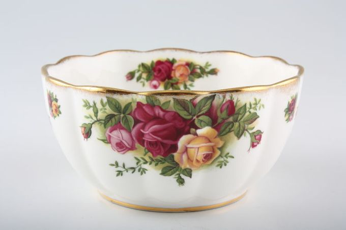 Royal Albert Old Country Roses - Made in England Sugar Bowl - Open (Tea) 4 5/8""