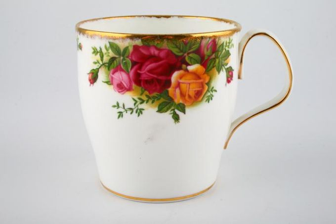 Royal Albert Old Country Roses - Made in England Mug Smooth 3 1/4 x 3 1/4""