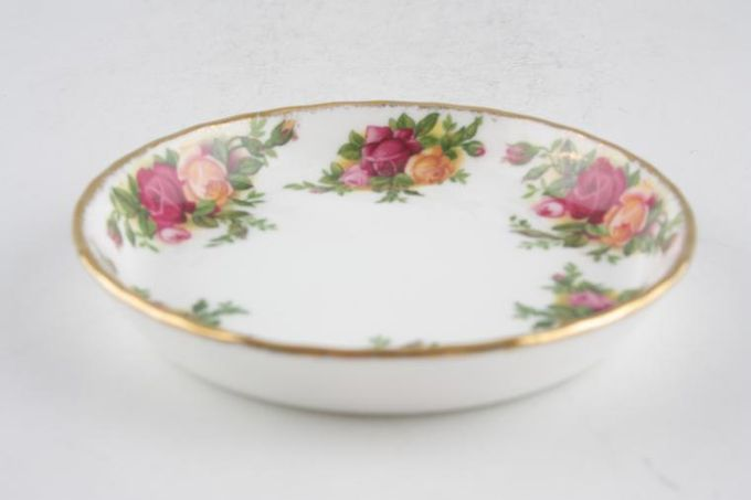 Royal Albert Old Country Roses - Made in England Tray (Giftware) Pin Tray 3 1/2""