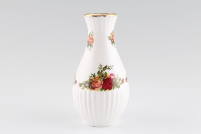 Royal Albert Old Country Roses - Made in England Vase Bud Vase 4 1/4""