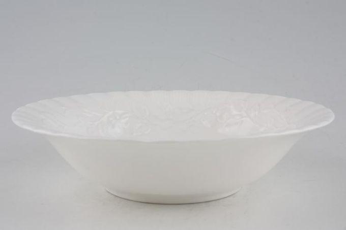 "Royal Albert Old English Garden Soup / Cereal Bowl 7"""