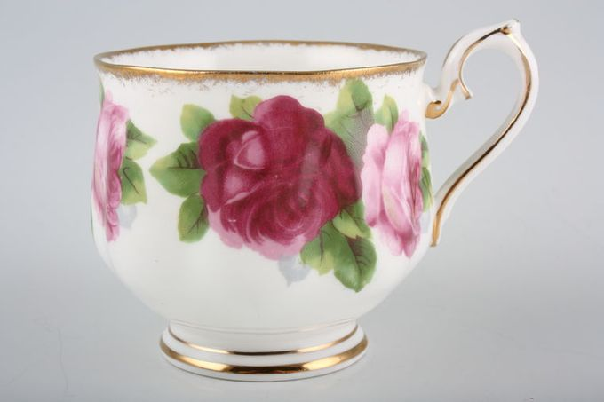 Royal Albert Old English Rose - New Style Teacup 3 x 2 3/4""
