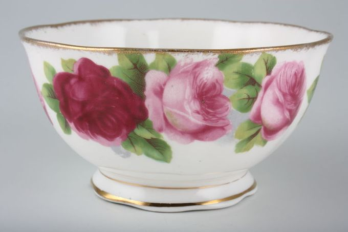 Royal Albert Old English Rose - New Style Sugar Bowl - Open (Tea) 4 1/2""
