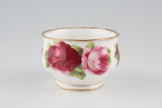 Royal Albert Old English Rose - New Style Sugar Bowl - Open (Coffee) 3 1/8""