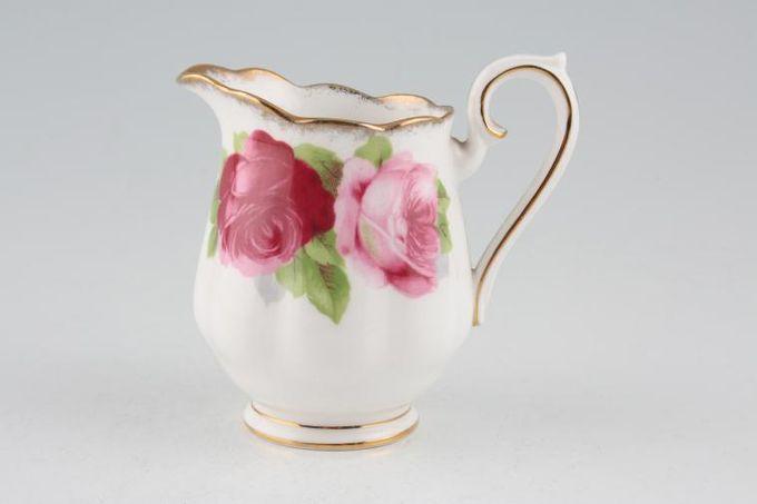 Royal Albert Old English Rose - New Style Cream Jug 1/4pt