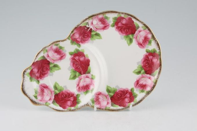 Royal Albert Old English Rose - New Style TV Tray 9""