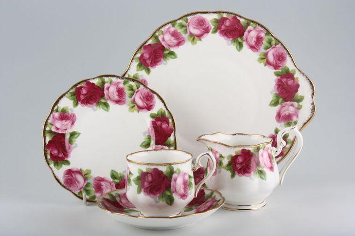 Royal Albert Old English Rose - New Style