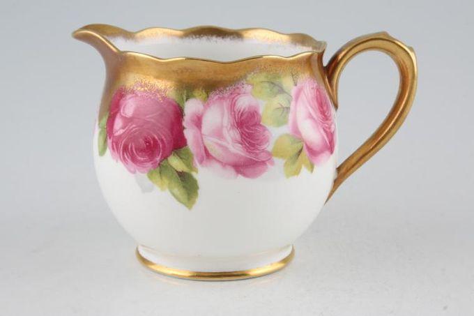 Royal Albert Old English Rose - Old Style Milk Jug 1/2pt