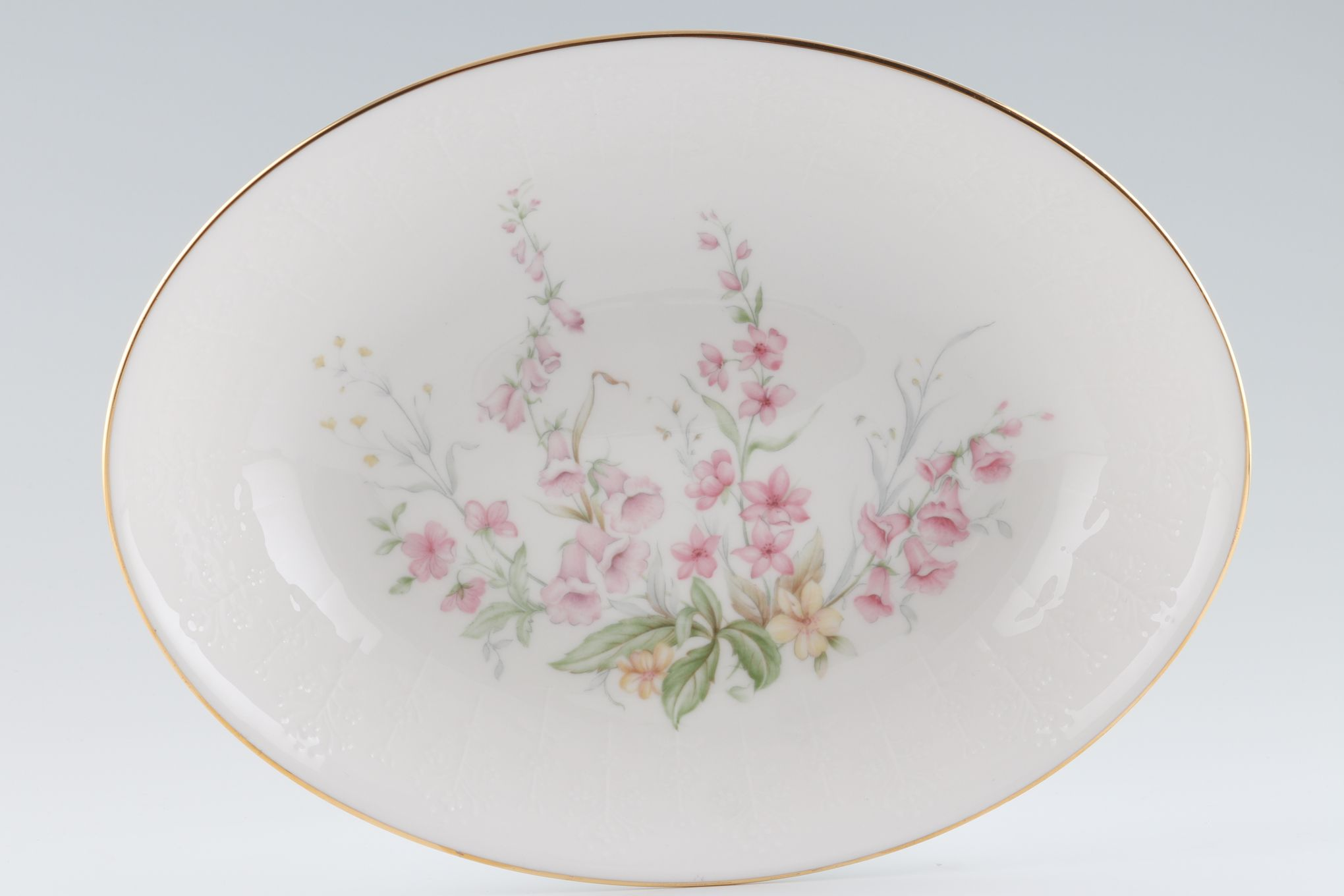 "Royal Albert Parkland - For All Seasons Vegetable Dish (Open) 9 3/4"" thumb 2"