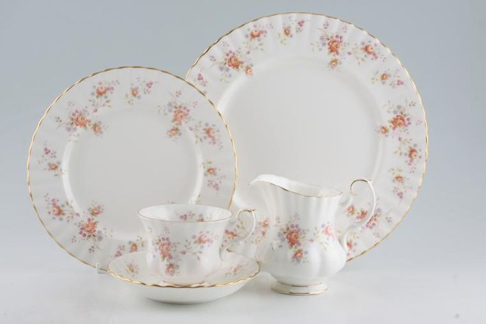 Royal Albert Peach Rose