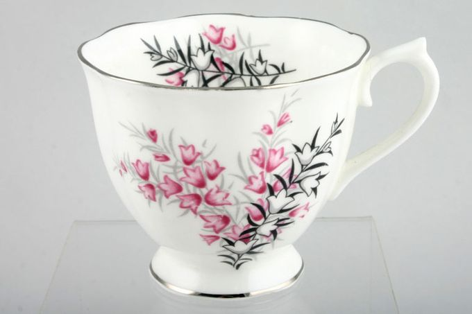 Royal Albert Pixie Pink Teacup scalloped edge 3 1/4 x 2 3/4""