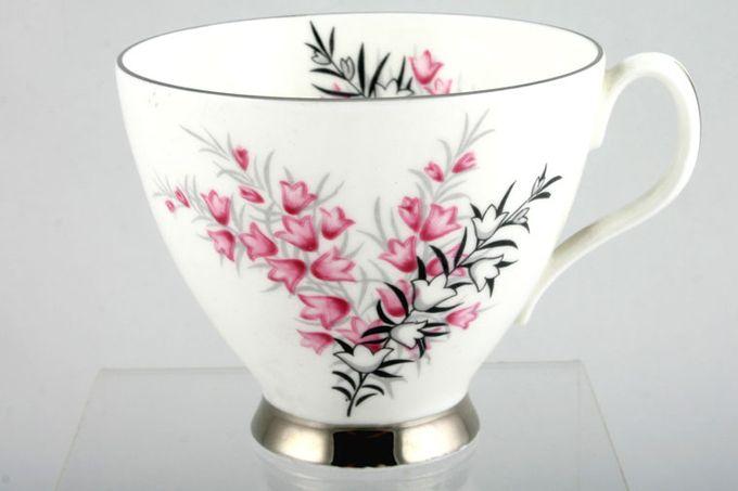 "Royal Albert Pixie Pink Teacup plain edge 3 3/8 x 2 3/4"""